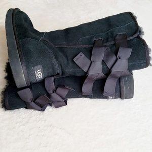 UGG Australia Bailey Bow Boots